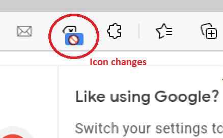 Autodelete History by Keywords icon change