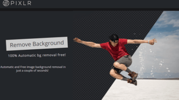 Batch Remove Background from Images Free using AI with Pixlr Editor