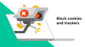 Browser Plugin by Adblock Plus to Block Trackers, Cookie Popups