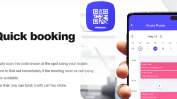 Free Booking System for Office Resources WhatSpot