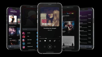 Free Music Streaming Android App with AI Suggestions, Music Sharing