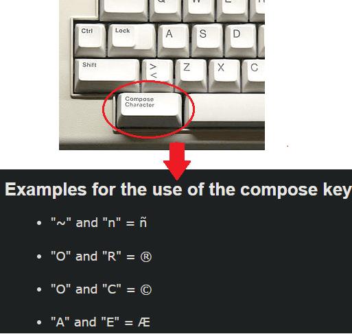 Free Virtual Compose Key Software for Windows WinCompose