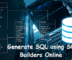 Free Web Based SQL Query Builder Tools to Build SQL Visually