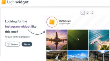 Online Tool to Embed Instagram Feed to WordPress Website