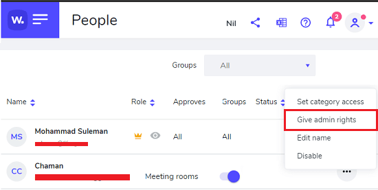 WhatSpot People add