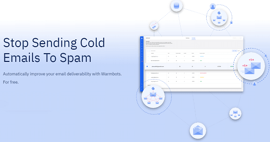 Free Email Warm Up Tool for Gmail and Outlook Addresses Warmbots