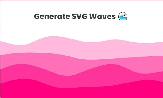 Free SVG Waves Background Generator Websites