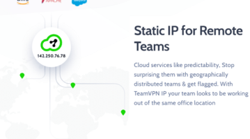 Free VPN for Remote Teams with Static IP CloudLAN