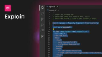 Free VS Code Plugin to Explain Code, Generate Documentation Figstack