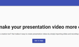 Free tool to Create Video Presentations with Images Quickly