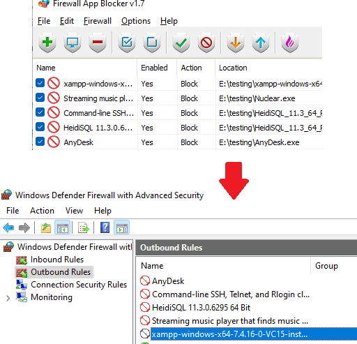 How to Block Folders in Windows Firewall to Restrict Internet Access