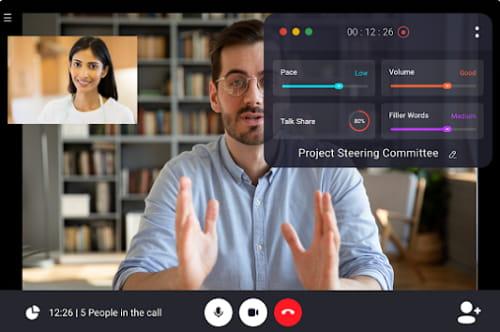 Improve Speaking Skills using this Speech Analyzer Software for Zoom, Meet webex