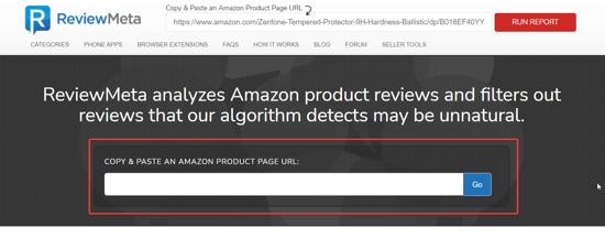 Paste Amazon Link