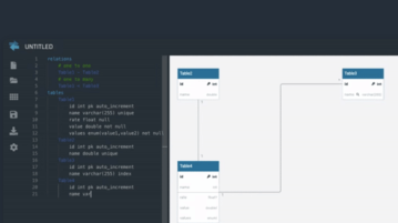 Create, Export ER Diagram, Sitemap, Kanban, Mind Map Online using Text