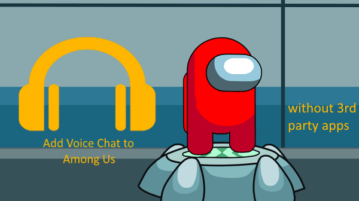 How to use Voice Chat in Among Us without Discord